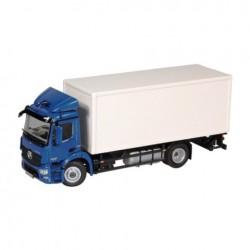 MB ANTOS 4x2 - Camion centinato con pedana - 1:50