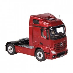 MERCEDES-BENZ ACTROS FH23 STREAMSPACE 4X2 rosso - Motrice - 1:50