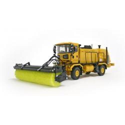 Oshkosh HB 4600FMD Spazzatrice - Camion - 1:50