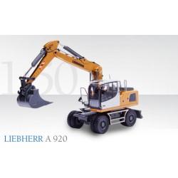 LIEBHERR A920 - Escavatore gommato - 1:50