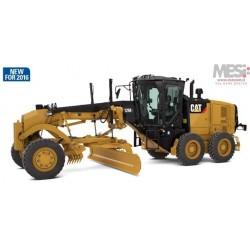CAT 12M3 - Grader - 1:87 - DIECAST MASTERS - DM85520
