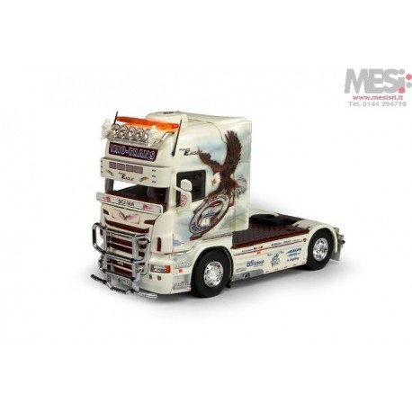 Scania R-serie Topline (2009) - Trio Trans - Motrice - 1:50