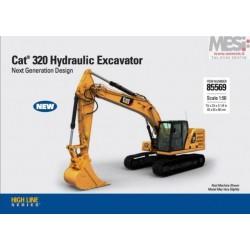 CAT 320 - Escavatore Cingolato - 1:50