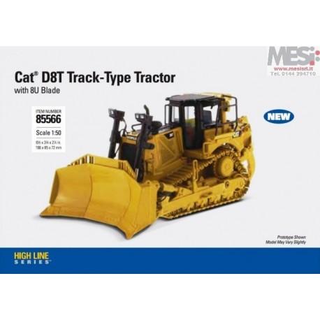 CAT D8T 8U- Dozer - 1:50 - DIECAST MASTERS - DM85566